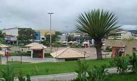 Jequi� - Jequi�-BA-Pra�a Ruy Barbosa-Foto:MARCELO S F