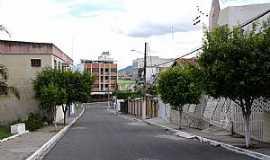 Jequi� - Jequi�-BA-Rua da cidade-Foto:Ruy Reis