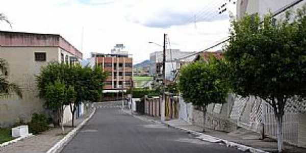 Jequié-BA-Rua da cidade-Foto:Ruy Reis