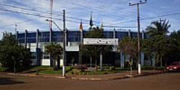 Prefeitura Municipal-Foto:Carlos Henrique Miotti