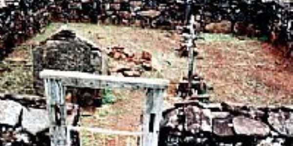 Antigo cemitério