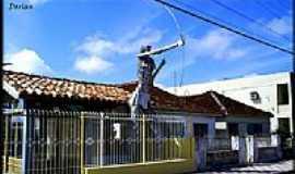 Ca�apava do Sul - Guerreira-Foto:Darlan Corral