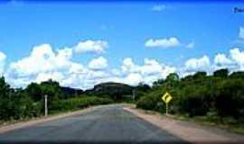 Ca�apava do Sul - Estrada-Foto:Darlan Corral