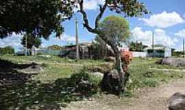 Dois Riachos - Dois Riachos-AL-Imagem da região da Pedra de Padre Cícero-Foto:Luiz Sávio de Almeida.