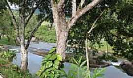 Jiquiri�� - O rio no Vale Verde em Jiquiri�a-BA-Foto:Marcelo S F
