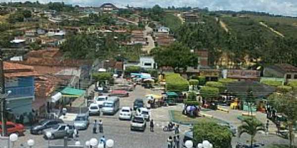 Imagens da cidade de Jiquiriçá - BA