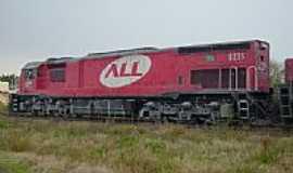 Cacequi - Locomotiva-Foto:marcelino_ni