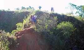 Cacequi - Pontos turísticos: Vossorocas do Macaco Branco