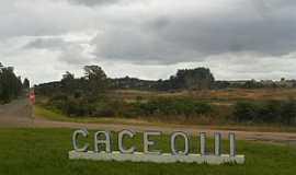 Cacequi - Cacequi-RS-Trevo de Acesso-Foto:Sant