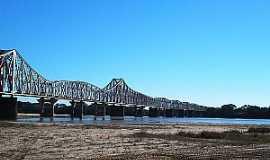 Cacequi - Ponte Férrea do Entroncamento