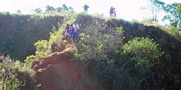 Pontos turísticos: Vossorocas do Macaco Branco
