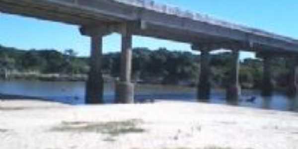 ponte ibicui, Por jair martin muller