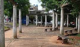 Cachoeira do Sul - Cachoeira do Sul-RS-Praça central-Foto:Jorge Luís Stocker Jr.