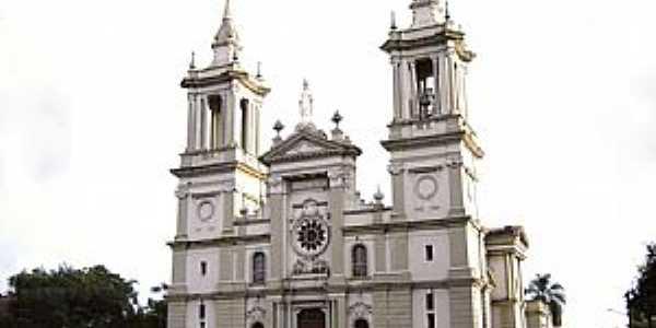 Cachoeira do Sul-RS-Catedral de N.Sra.da Concei��o-Foto:Vicente A. Queiroz