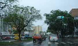 Cachoeirinha - Centro da cidade-Foto:Flavio Fernandes