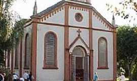 Caibaté - Santuário em memória dos Jesuitas trucidados-Foto:Serneiva
