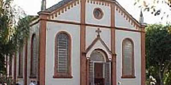 Santu�rio em mem�ria dos Jesuitas trucidados-Foto:Serneiva