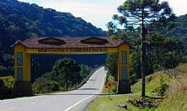 Cambará do Sul - Cambará do Sul - Portal de Entrada