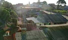 Cambará do Sul - Vista parcial da cidade de Cambará do Sul-RS-Foto:walterantonio
