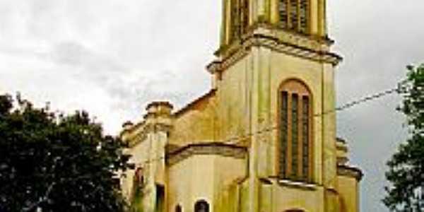 Igreja Matriz de Cambará do Sul-RS-Foto:Gui Torres