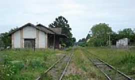 Camobi - Estação Camobi(antiga Colônia)-Foto:Claiton Neisse