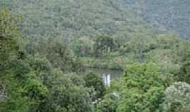 Campestre da Serra - Vista do Açude-Foto:jclico