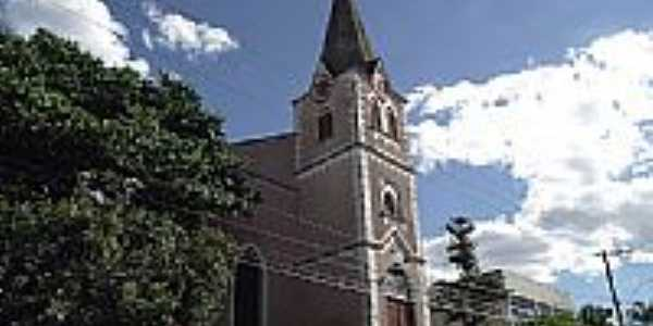 Igreja Católica em Campo Bom-Foto:Susy Dienstbach