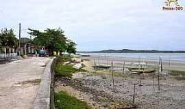 Jiribatuba - Jiribatuba-BA-Orla da praia-Foto:www.praias-360
