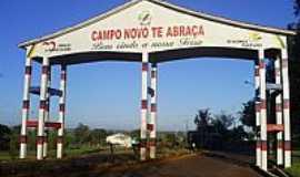 Campo Novo - Campo Novo-RS-Pórtico de entrada da cidade-Foto:Rafa Lourenco