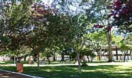 Campo Novo - Campo Novo-RS-Praça Valentim Klein-Foto:Ubirajara Buddin Cruz