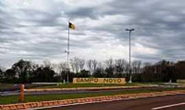 Campo Novo - Campo Novo-RS-Trevo de acesso-Foto:Felipe Stefaniack