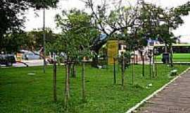 Canoas - Praça São Pio X-Foto:HPM