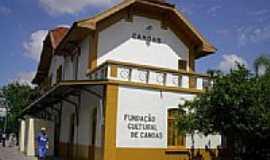 Canoas - Antiga estação  foto Ralph Mennucci Giesbrecht