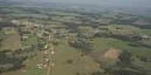 Vista aérea de Capão Bonito do Sul-Foto:capaobonitodosul.