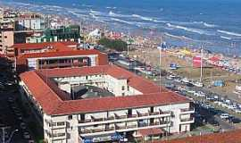 Capão da Canoa - Capão da Canoa-RS-Vista aérea da praia-Foto:t103riachuelo