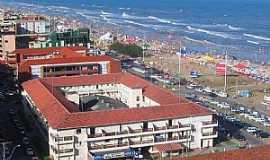 Cap�o da Canoa - Cap�o da Canoa-RS-Vista a�rea da praia-Foto:t103riachuelo