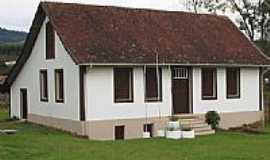 Capela de Santana - Casa histórica-Foto:ANELISE KUNRATH
