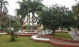 Capela de Santana - Capela de Santana-RS-Praça da Matriz de Santa Ana-Foto:Maria Teresa Casteleiro Schally