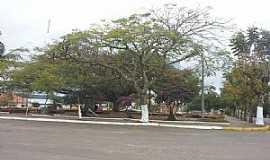 Capela de Santana - Capela de Santana-RS-Praça da Matriz-Foto:Maria Teresa Casteleiro Schally