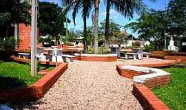 Capela de Santana - Capela de Santana-RS-Praça Franklin Rodrigues da Silva-Foto:davicruz