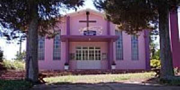 Igreja em Capo-Erê-Foto:alepolvorines