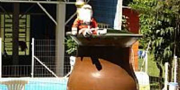 A Cuia e o Papai Noel-Foto:Reverendo_POA