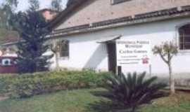 Carlos Gomes - Biblioteca Pública de Carlos Gomes, Por Pedro Martim Kokuszka