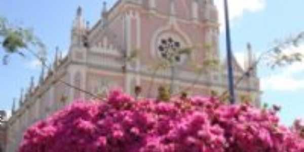 Azaléia e Igreja São Luiz, Por Lauro Finatto