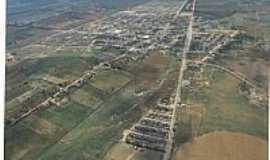 Jo�o Dourado - Jo�o Dourado-BA-Vista a�rea-Foto:avonsat