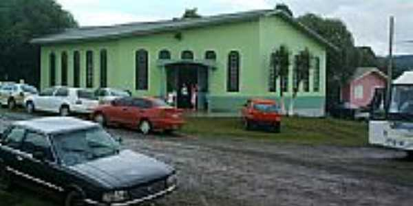 Templo da Igreja Assembléia de Deus-Foto:Eliel Toledo