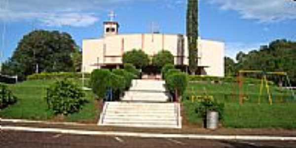 Igreja de Santa Cruz-Foto:valtemirvendruscolo