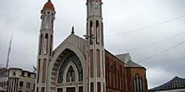 Igreja de N.Sra.da Conceição em Caxias do Sul-Foto:Edilson V Benvenutti