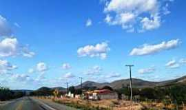 Juacema - Juacema-BA-Rodovia BR 407-Foto:Jorge Hirata