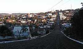 Cerro Largo - Centro de Cerro Largo-Foto:Juliano de Wallau
